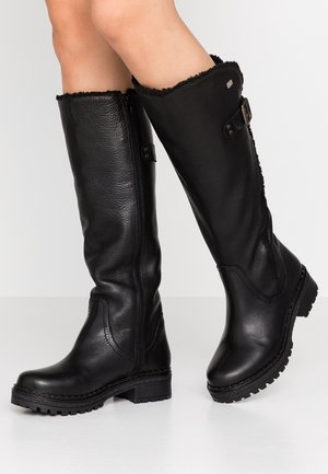 CARLINA - Snowboot/Winterstiefel - black