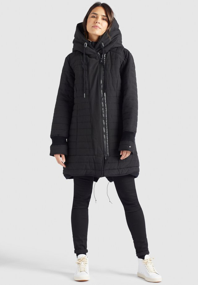 MANTEL TOPSY2 - Winter coat - schwarz