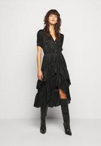 The Kooples - Koktejlové šaty/ šaty na párty - black - 0