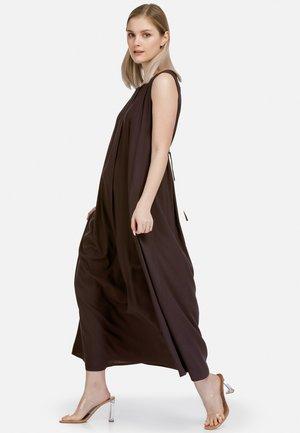 Maxi dress - braun