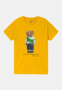 Polo Ralph Lauren - T-shirt imprimé - slicker yellow - 0
