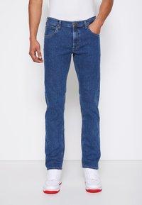 Lee - DAREN ZIP FLY - Jeans straight leg - mid visual cody - 0
