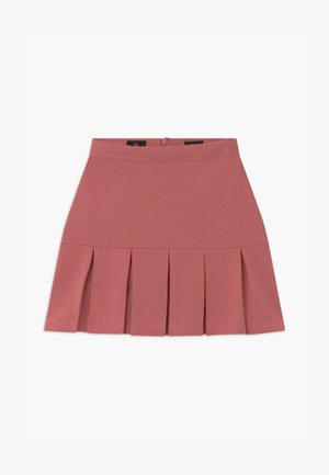 TEEN GIRLS - A-line skirt - dusty rose