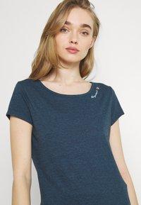 Ragwear - Basic T-shirt - navy - 3