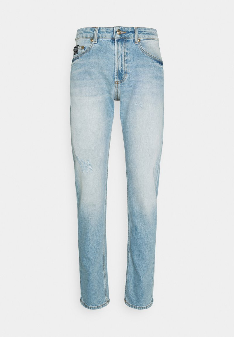 Versace Jeans Couture - AMETIST - Jeans slim fit - light blue denim