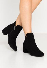 Tamaris - WOMS - Ankle boots - black - 0