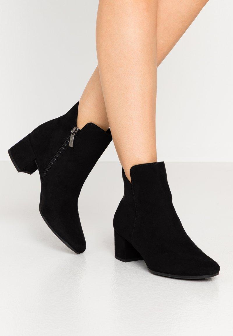 Tamaris - WOMS - Ankle boots - black
