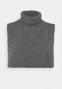 ARKET - Poncho - Cape - grey dusty - 0