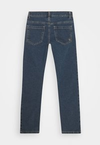 Benetton - BASIC BOY - Slim fit jeans - blue denim - 1