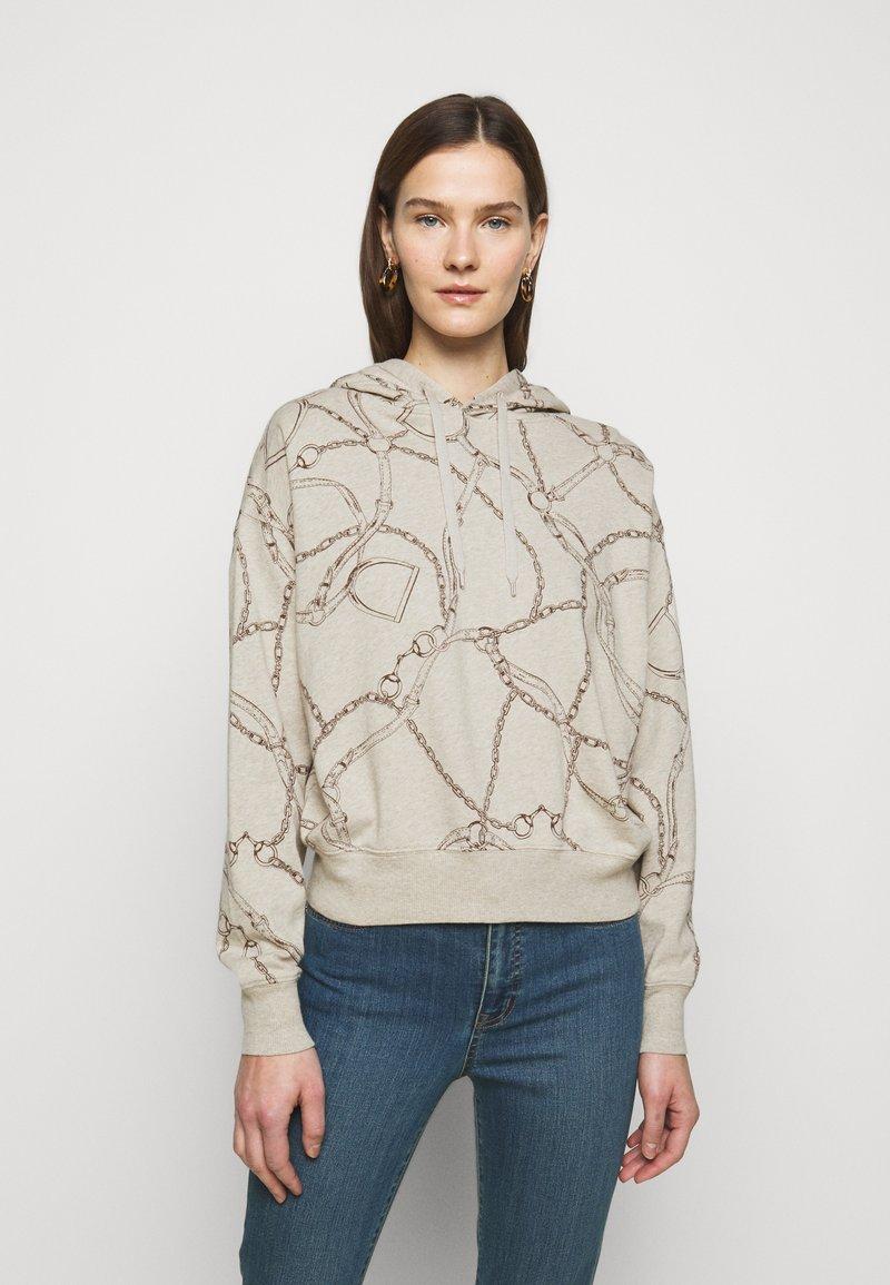 Lauren Ralph Lauren - COZETT - Sweatshirt - farro heather mul