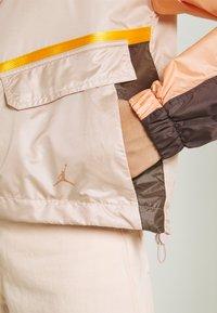 Jordan - FUTURE - Summer jacket - particle beige/ironstone/red bronze - 5