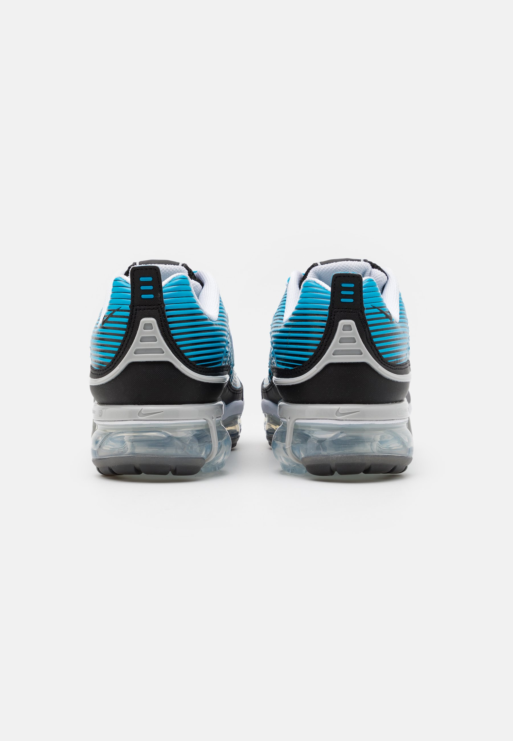 Nike Sportswear AIR VAPORMAX 360 - Sneaker low - laser blue/black/white/light smoke grey/reflect silver/blau - Herrenschuhe erbAI