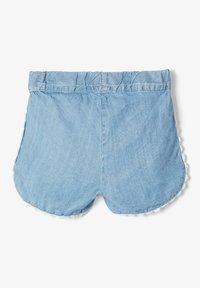 Name it - JEANSSHORTS LEICHTE - Jeansshort - light blue denim - 2