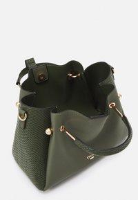 Dune London - DIANA SET - Handbag - khaki - 2