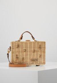 PARFOIS - Handbag - beige - 0
