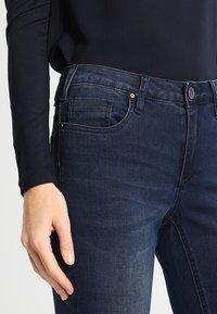 Kaffe - GRACE  - Slim fit jeans - deep well denim - 5
