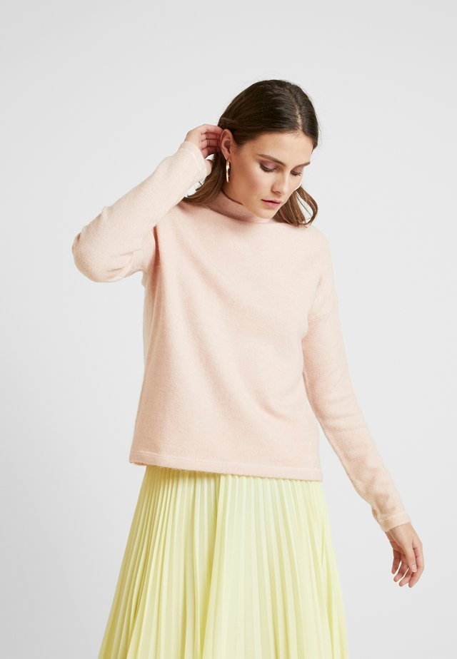 Pullover - light nude