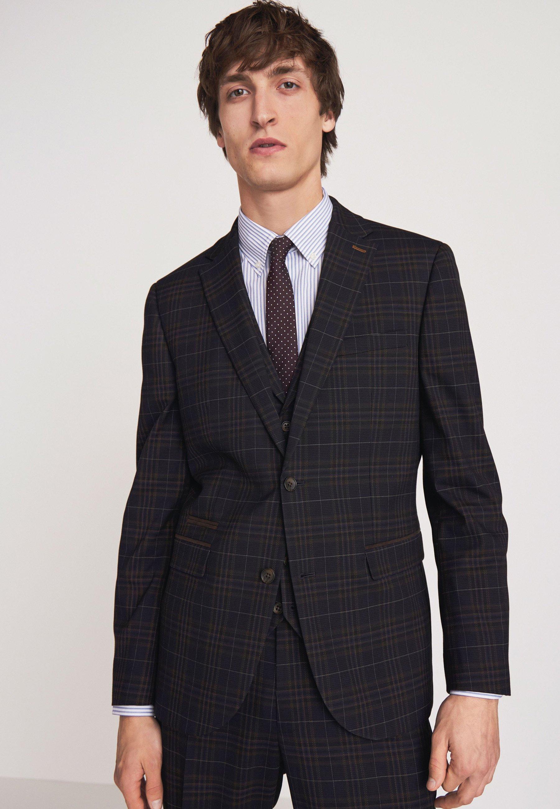 Homme CHECK - Veste de costume