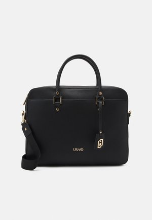 BRIEFCASE - Laptop bag - nero
