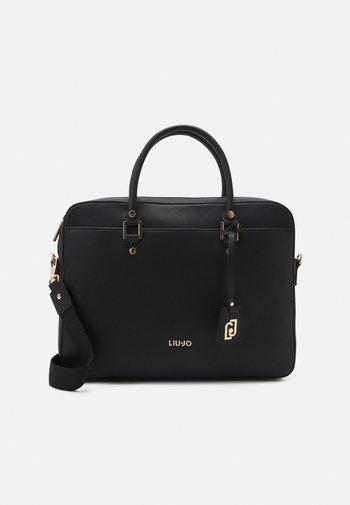 BRIEFCASE - Laptop bag - nero