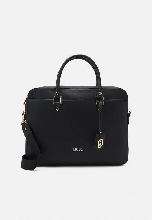 BRIEFCASE - Laptoptas - nero