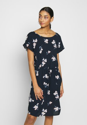 BYISOLE O NECK DRESS  - Sukienka letnia - copenhagen night combi