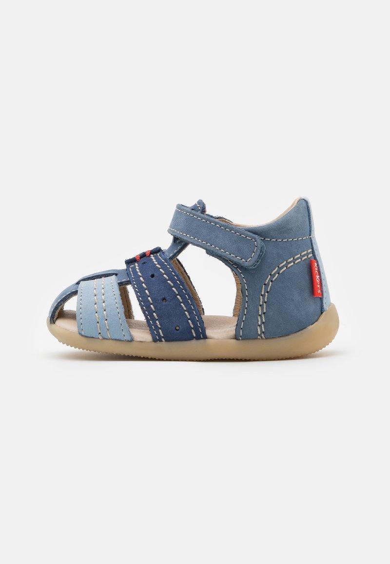 Kickers - BIGBAZAR - Sandals - beige/jaune/marine