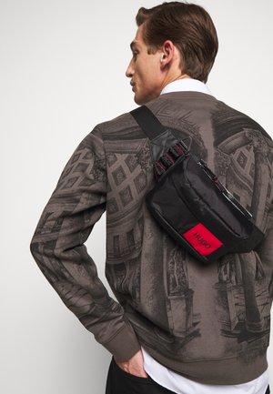 KOMBINAT BUMBAG UNISEX - Bum bag - black