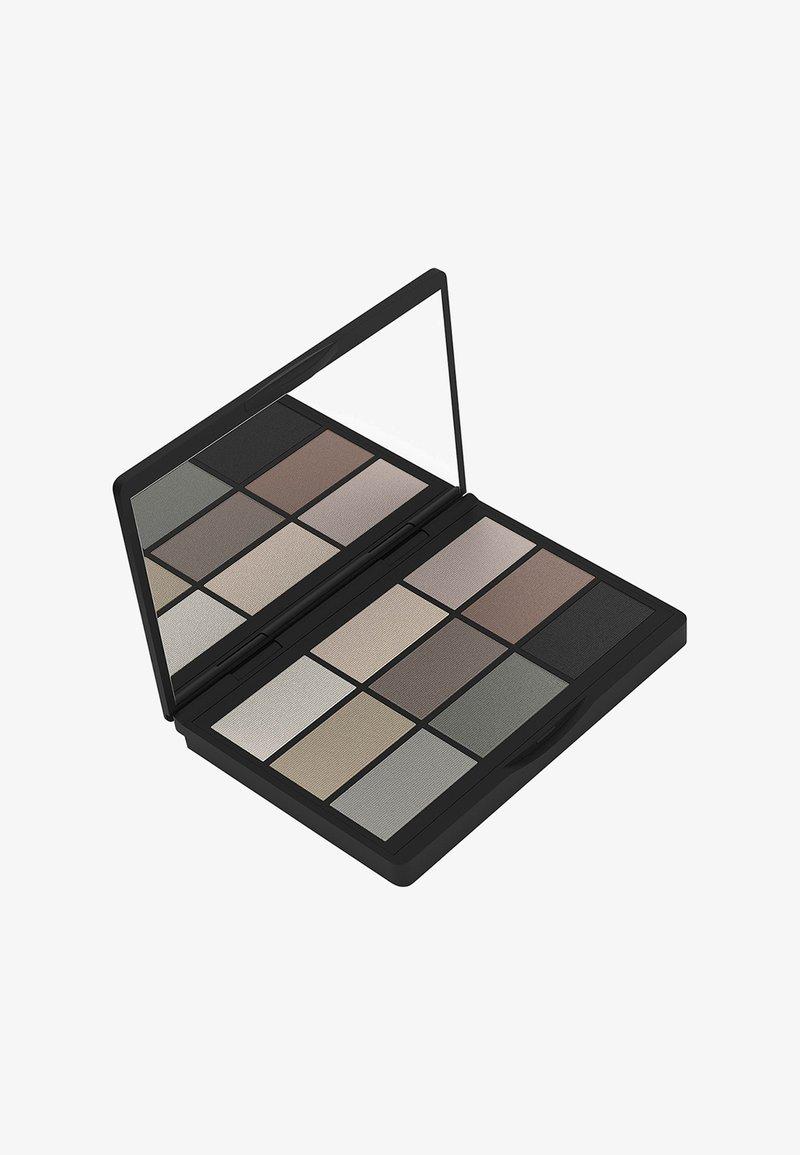 Gosh Copenhagen - 9 SHADES  - Eyeshadow palette - 004 to be cool in copenhagen