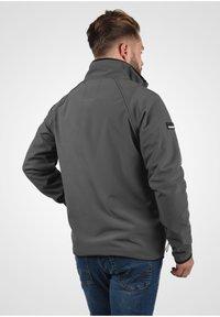 Solid - SOLANE - Light jacket - iron gate - 2