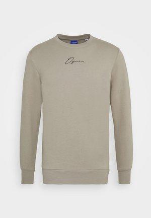 JORSCRIPTT CREW NECK - Sweatshirt - crockery