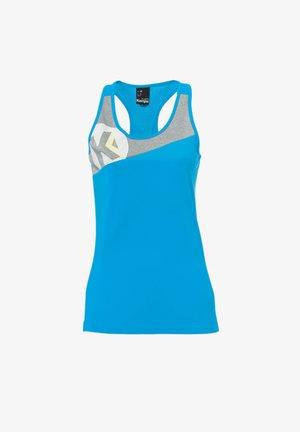 Sports shirt - blaugrau