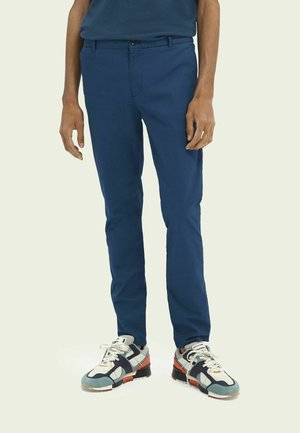 SLIM-FIT - Chinos - sinister green