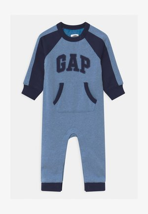 GARCH UNISEX - Jumpsuit - indigo heather