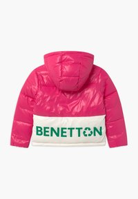 Benetton - Chaqueta de invierno - pink - 1