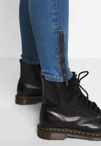 Dr.Denim - LEXY ZIP - Jeans Skinny Fit - atlantic blue - 6