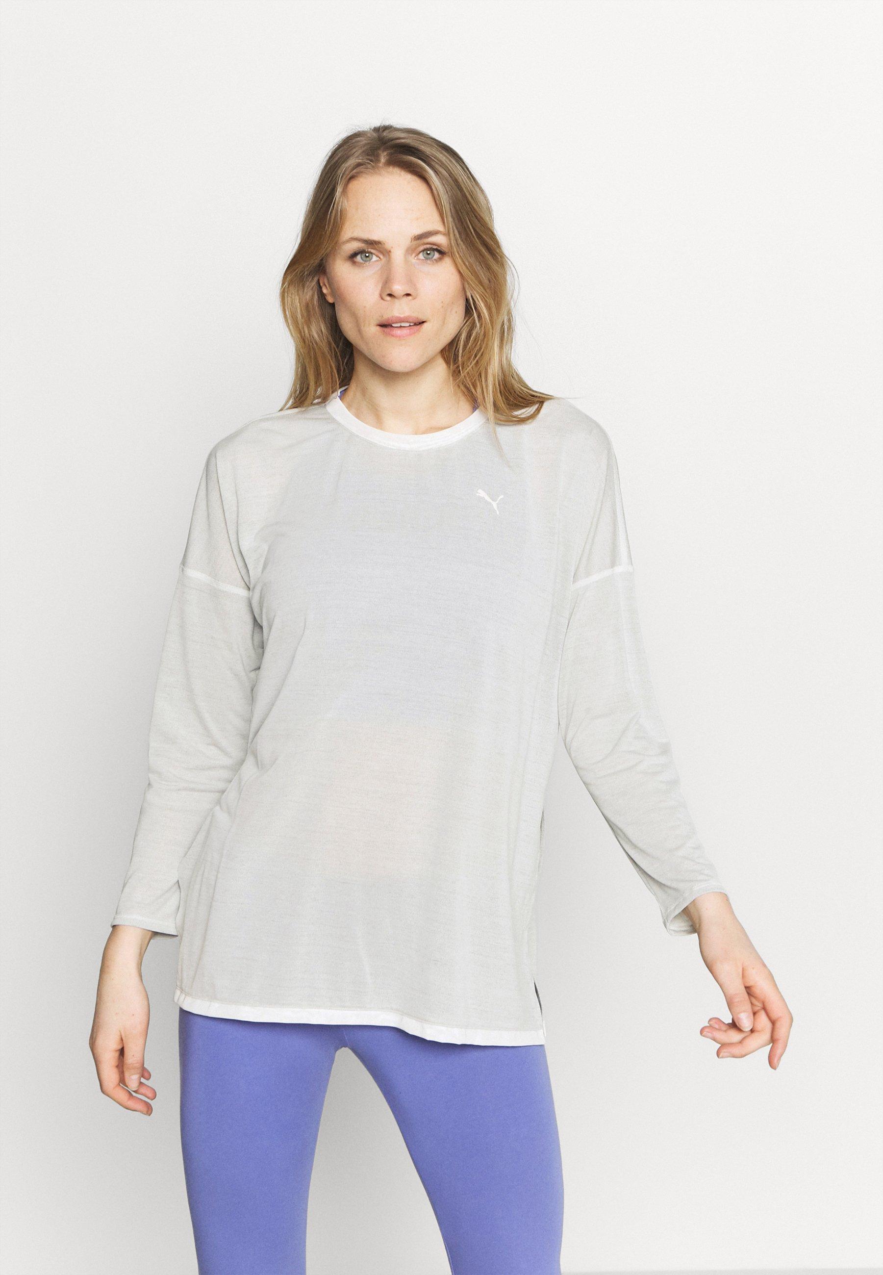 Women STUDIO GRAPHENE LONG SLEEVE - Long sleeved top