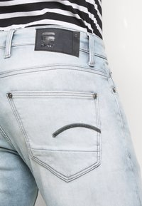 G-Star - REVEND SKINNY - Slim fit jeans - light blue denim - 5