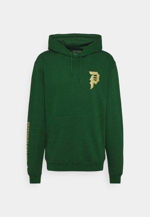 DOOM HOOD - Sweatshirt - dark green