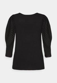 Vero Moda - VMLELA - Long sleeved top - black - 1