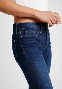 River Island - MOLLY - Jeans Skinny Fit - dark blue - 3