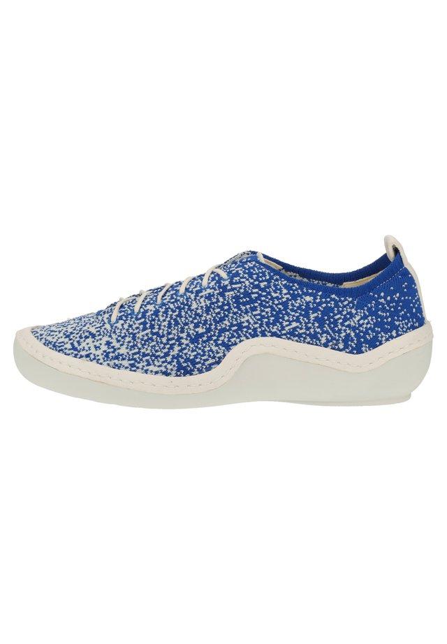 THINK! SNEAKER - Sneakers laag - blau/kombi 91