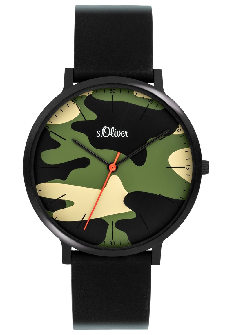 s.Oliver - UHR ARMBANDUHR - Watch - mehrfarbig