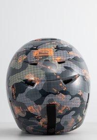Quiksilver - SLUSH B HLMT KVJ1 - Helmet - true black wichita 2 - 1