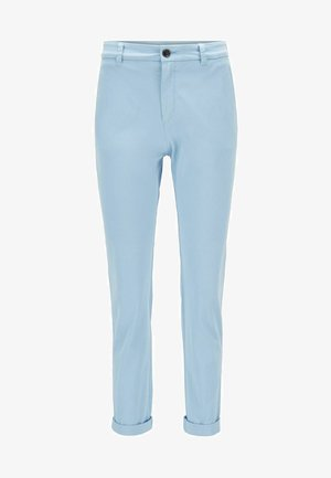 Chinos - light blue