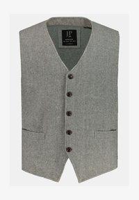 JP1880 - Waistcoat - medium grey - 1