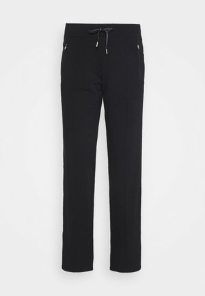 DESIGN BASIC - Tracksuit bottoms - black