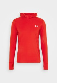 Under Armour - IGNIGHT - Funkční triko - rich orange - 4
