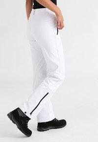 Icepeak - RIKSU - Pantaloni outdoor - white - 2