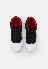 Jordan - JORDAN MAX AURA  - High-top trainers - white/gym red/black - 3
